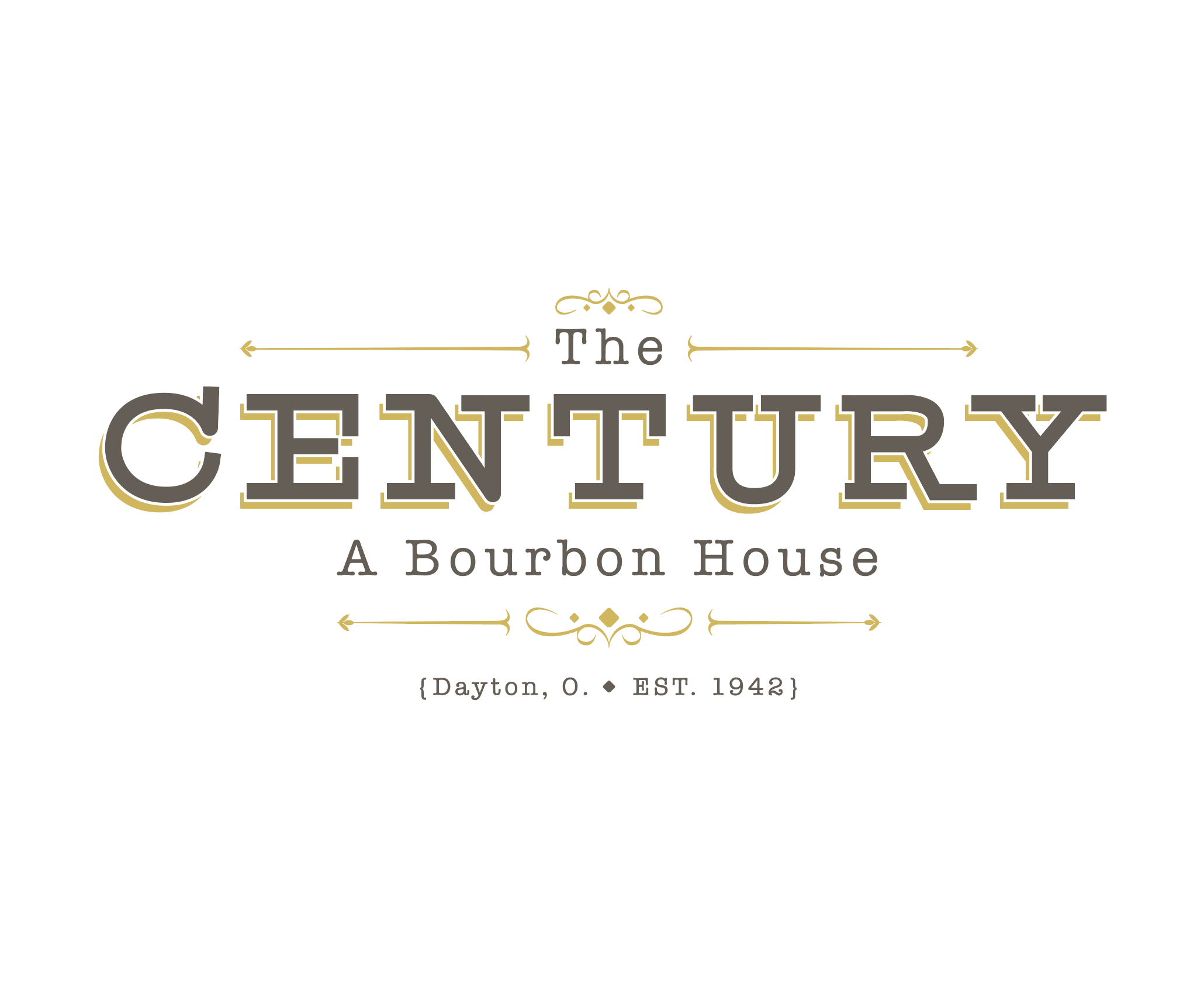 Century Bourbon House branding & blog design