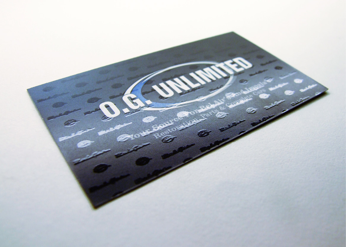 OG Unlimited__Business Cards