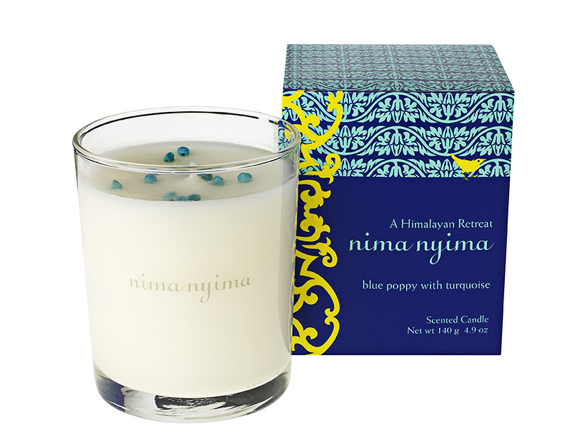 nima nyima Soap and Candle Branding