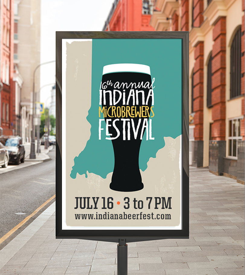 Indiana Microbrewers Festival | poster submission