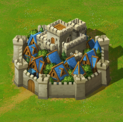 New Battles - Terrain And Towns