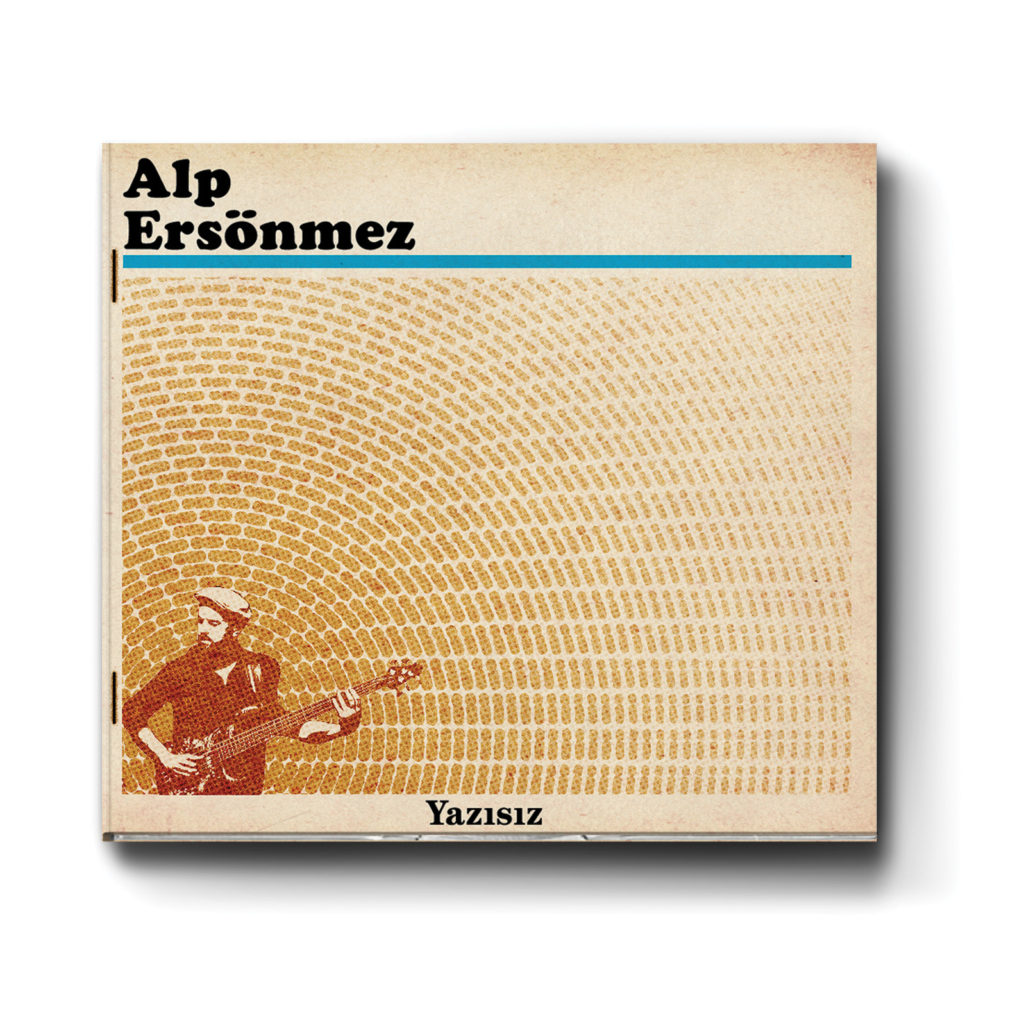 Alp Ersonmez - album cover and artworks