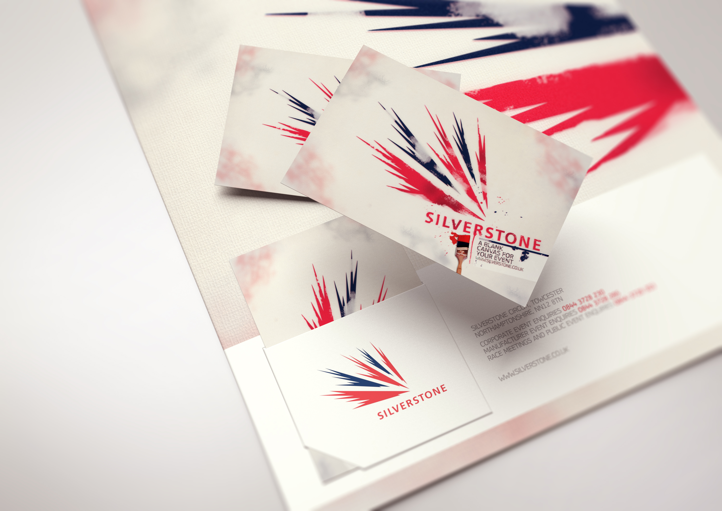 SILVERSTONE CIRCUITS //  Promotional Brochure