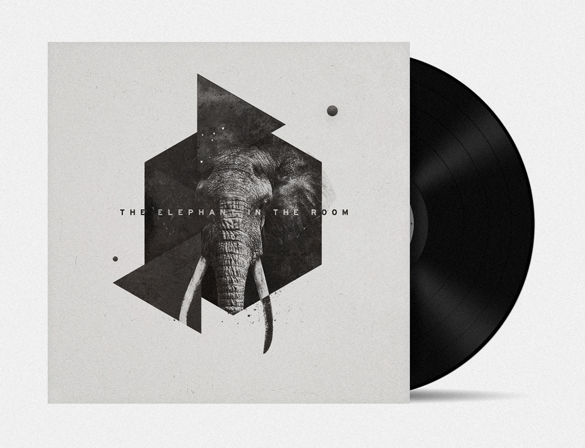 "Cover ""Elephant in the room"""