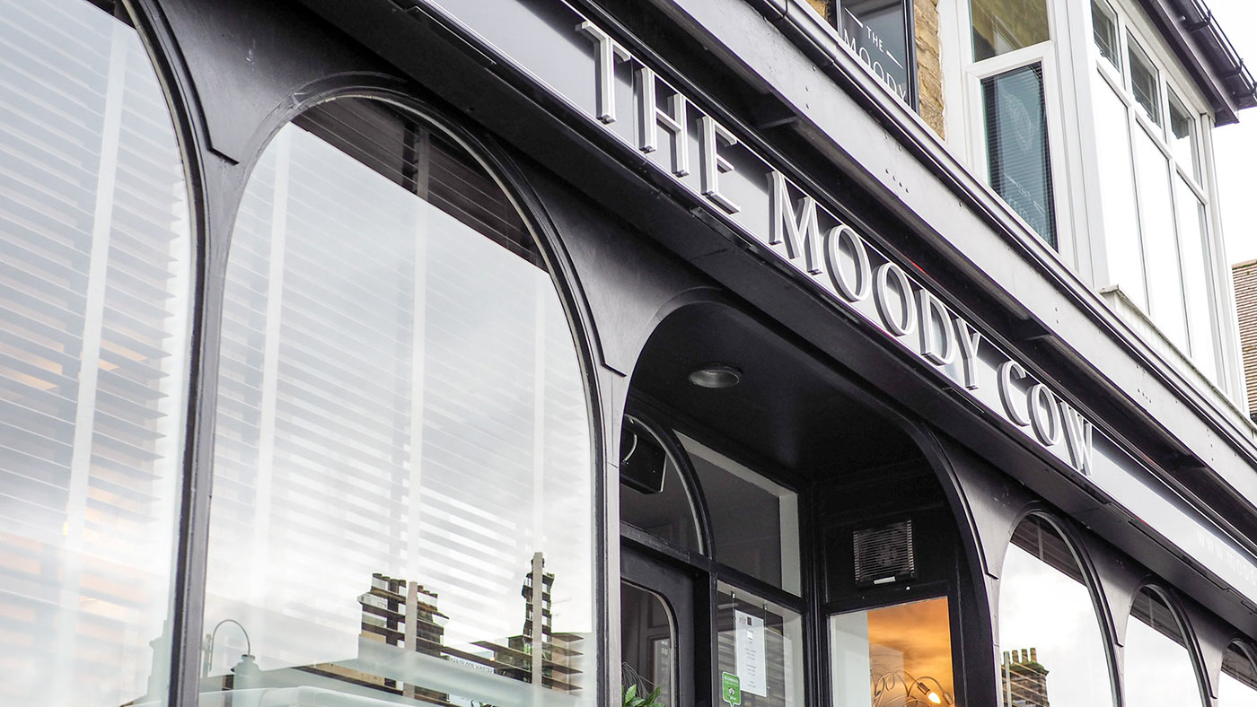 The Moody Cow