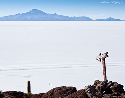 Not only Salar de Uyuni