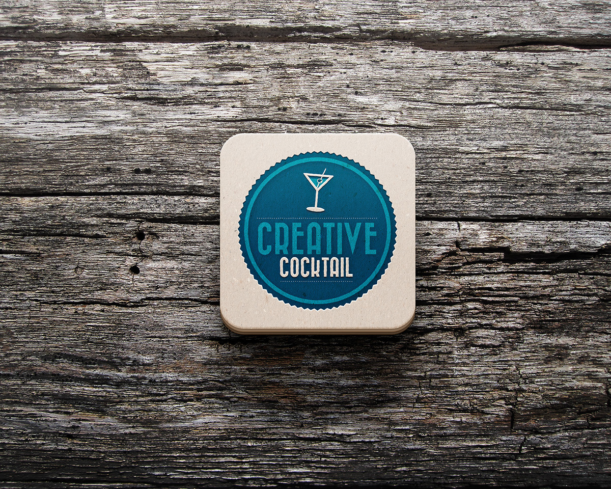 Creative Cocktail Branding