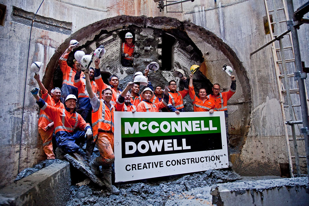 McConnell Dowell Engineering