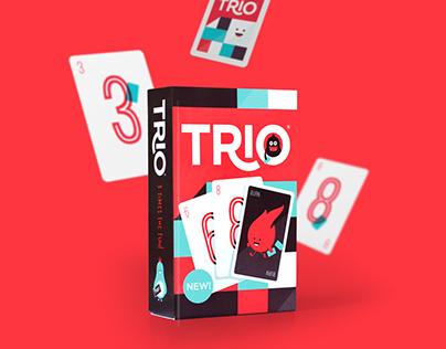 Trio Card Game