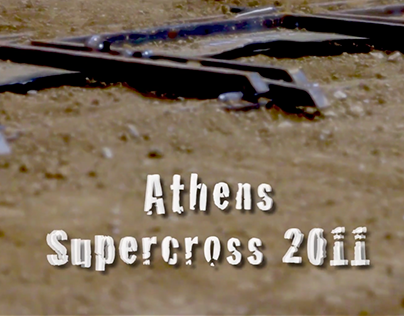 Monster Energy Athens Supercross 2011
