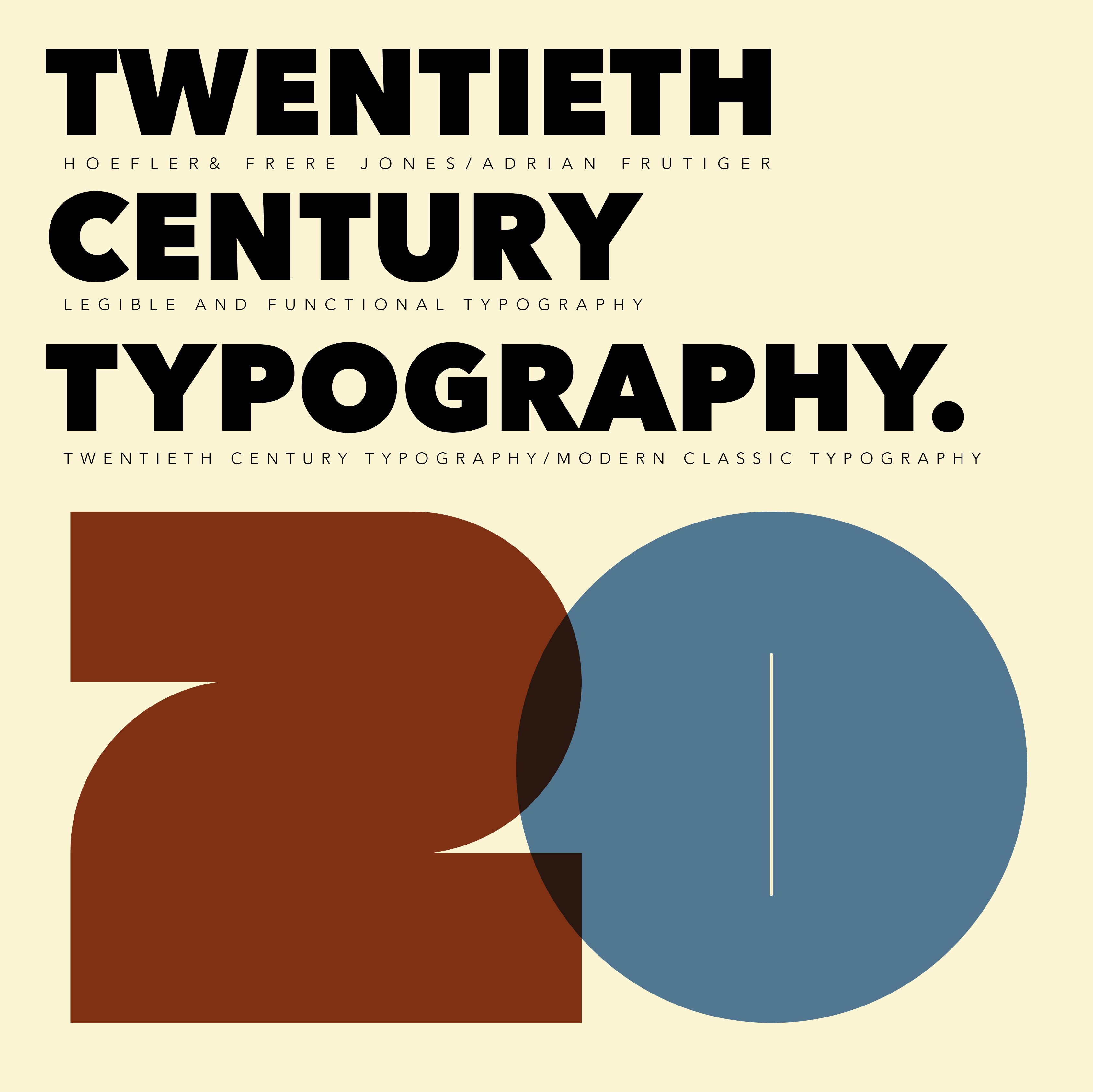 Typographers Book