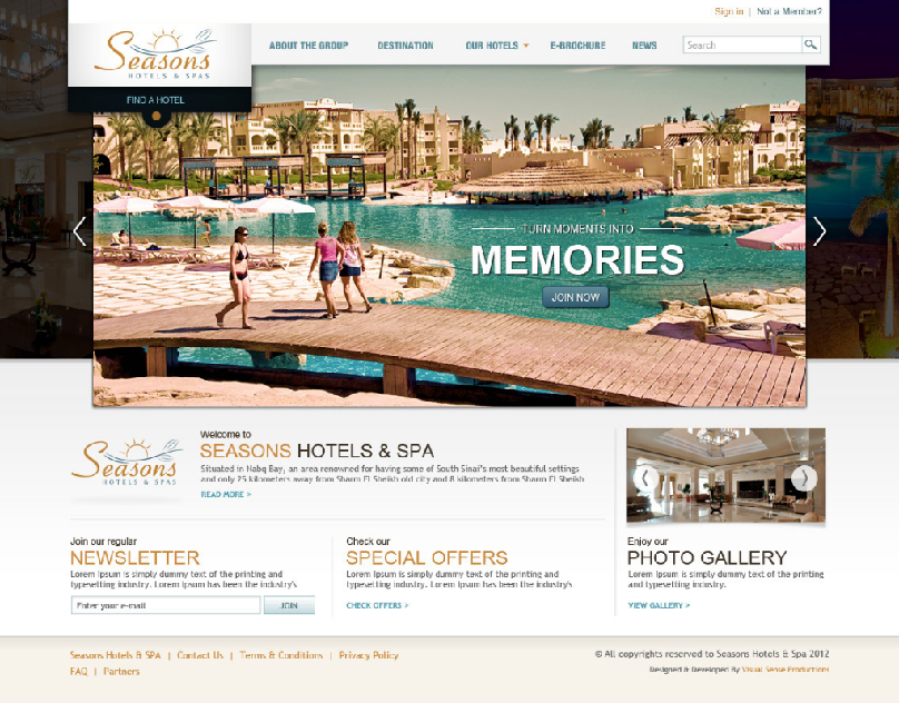 Seasons Hotels & SPAs