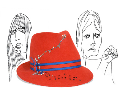 Hats by Selima Website