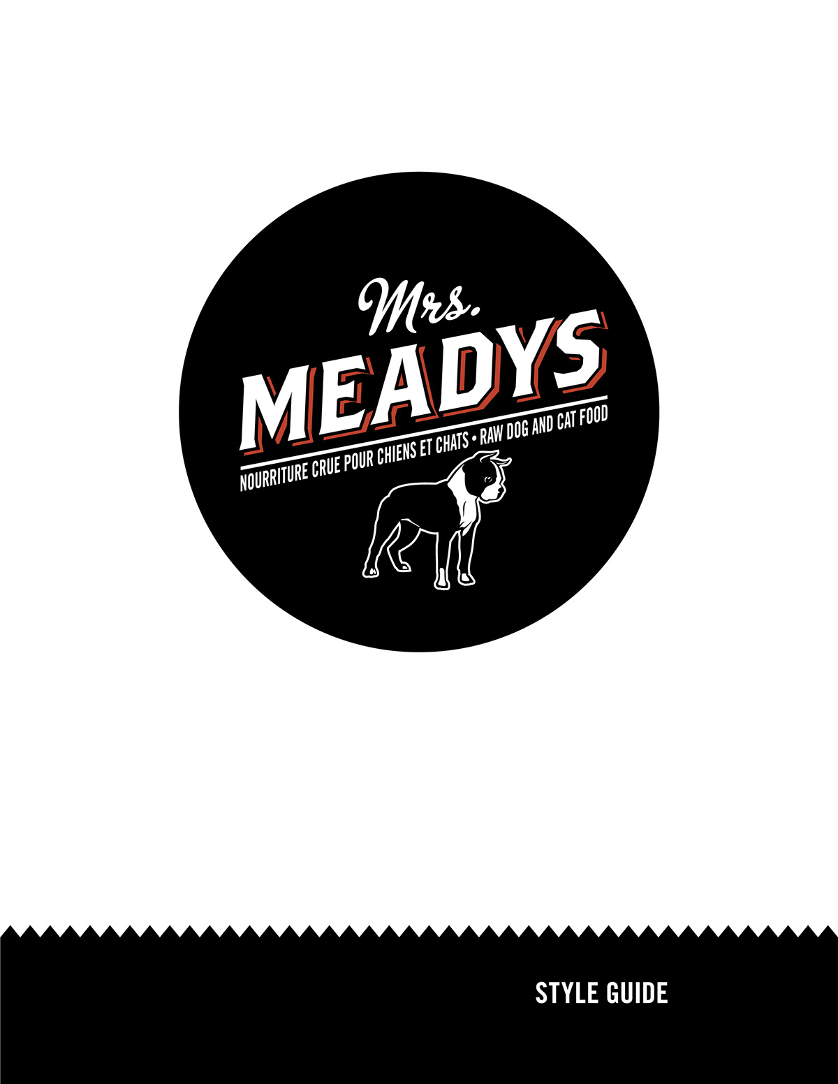 MRS. MEADYS BRAND IDENTITY DESIGN