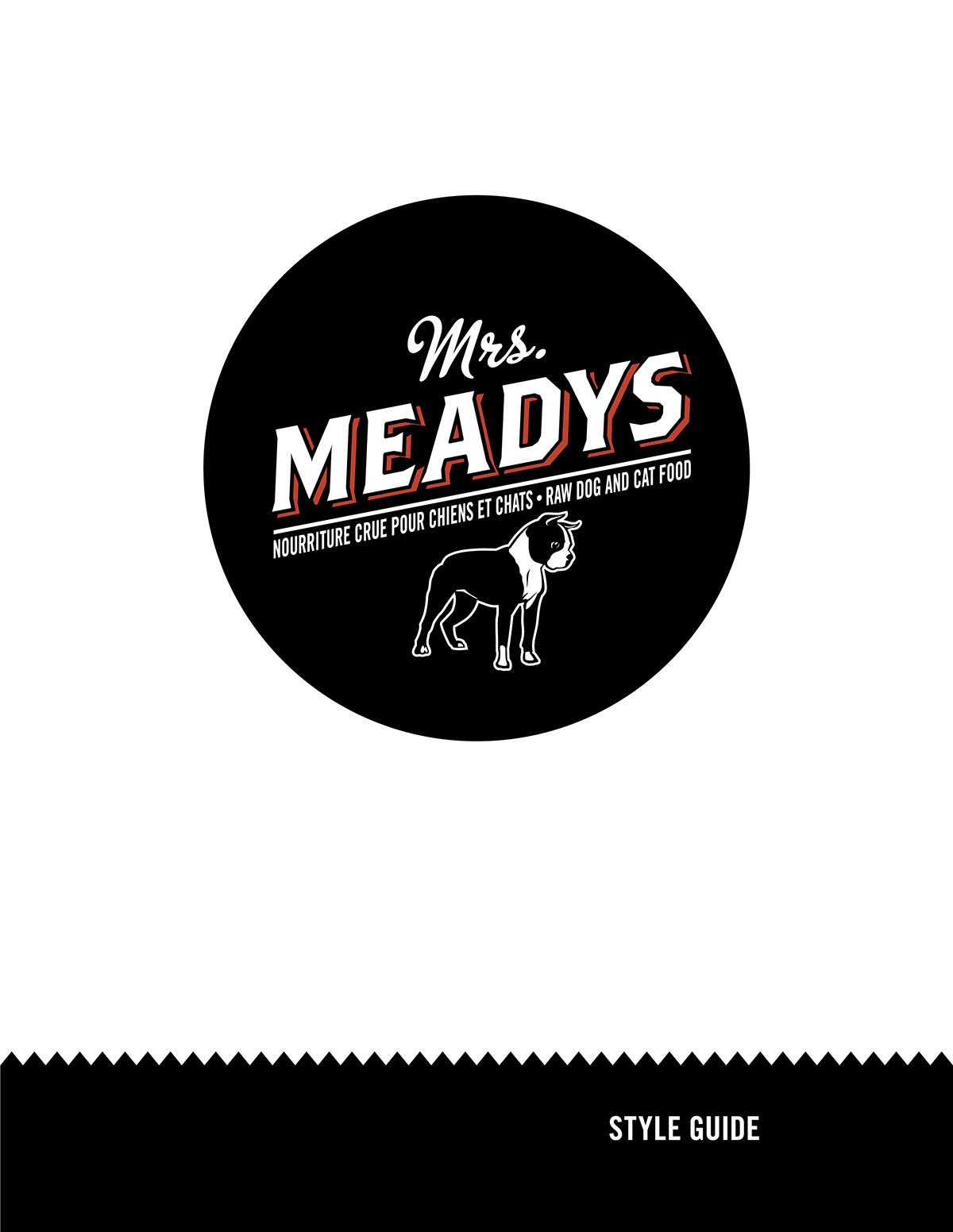MRS. MEADYS BRAND IDENTITY DESIGN