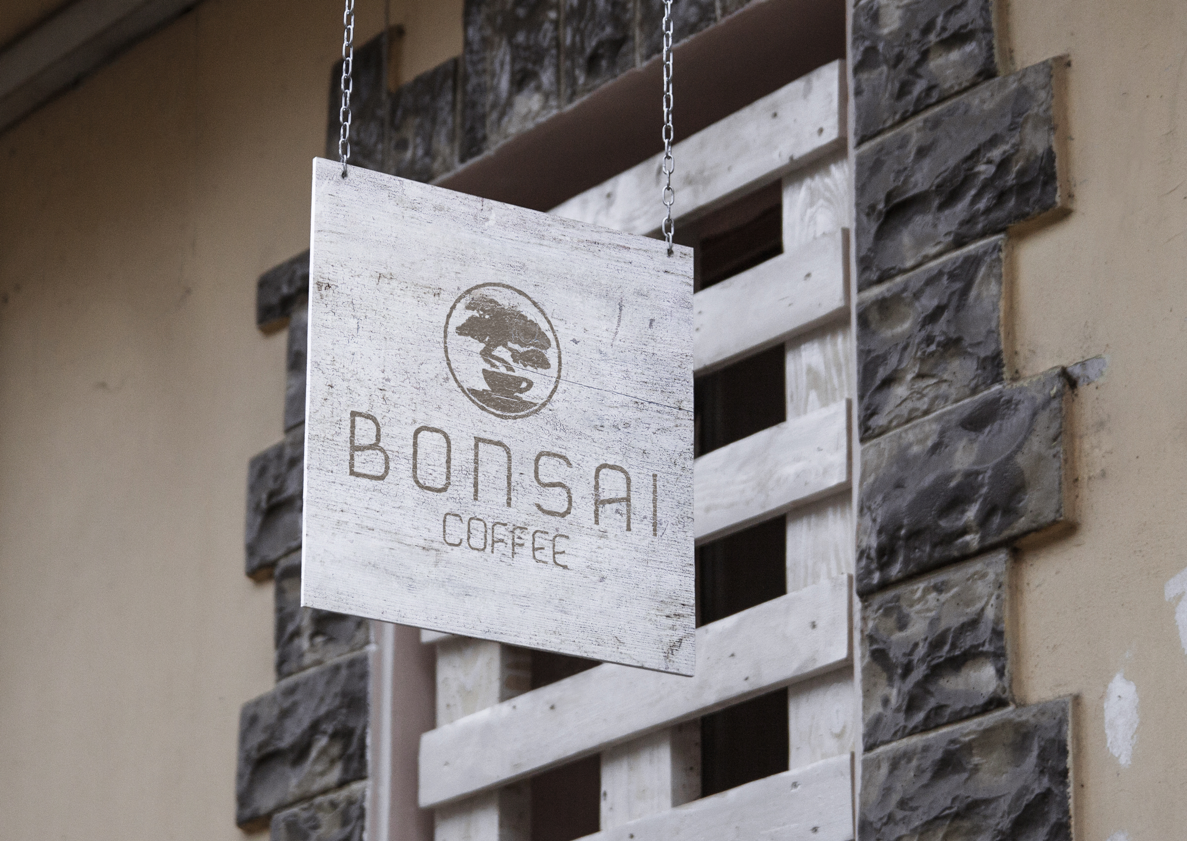 Bonsai Coffee | Branding & Package Design