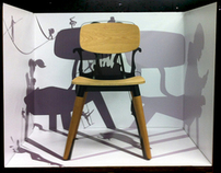 Zenith competition entry - Customised Copine Chair