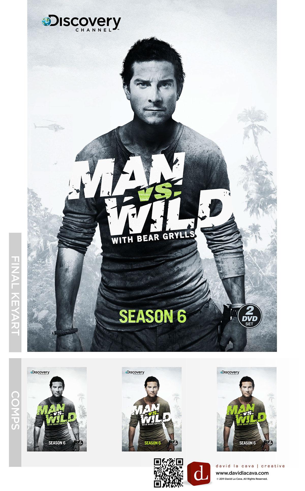 Man vs. Wild Season 6 Campaign