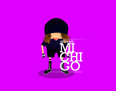 MICHIGO//Gdragon
