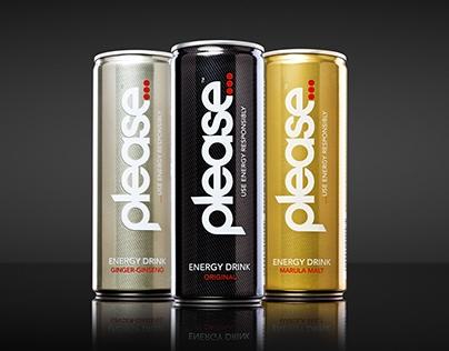 please... Branding & Packaging