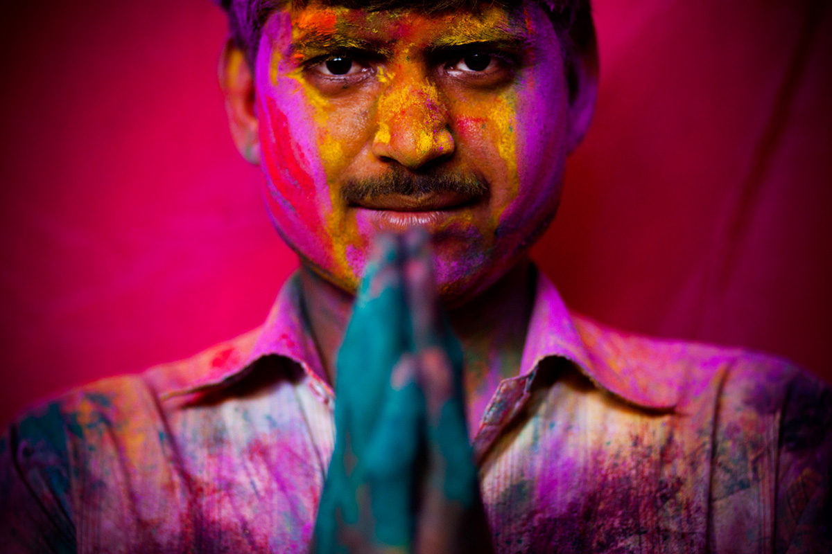 Holi-Indias Own