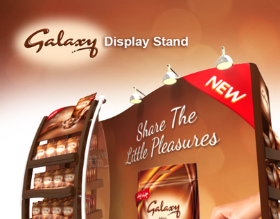 Galaxy - Display Stand