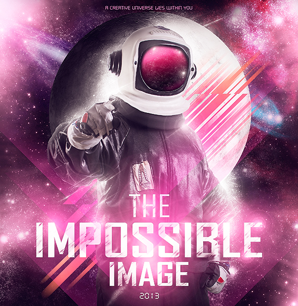 The Impossible image 2013 (Artist book)