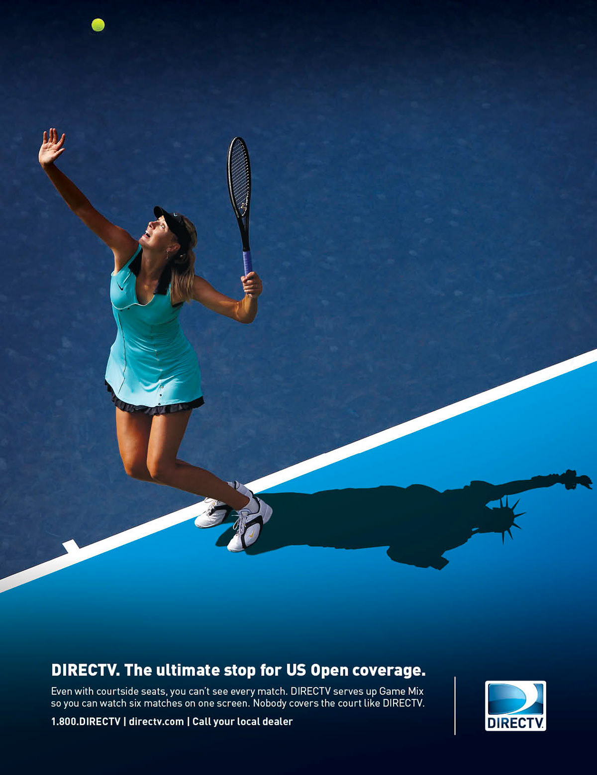 US OPEN ADS