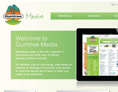 Gumtree Media • Home