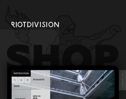 Online shop аdaptive concept