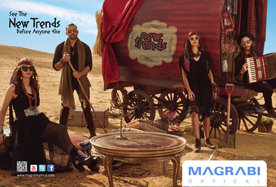 MAGHRABI - new trends - GYPSY theme