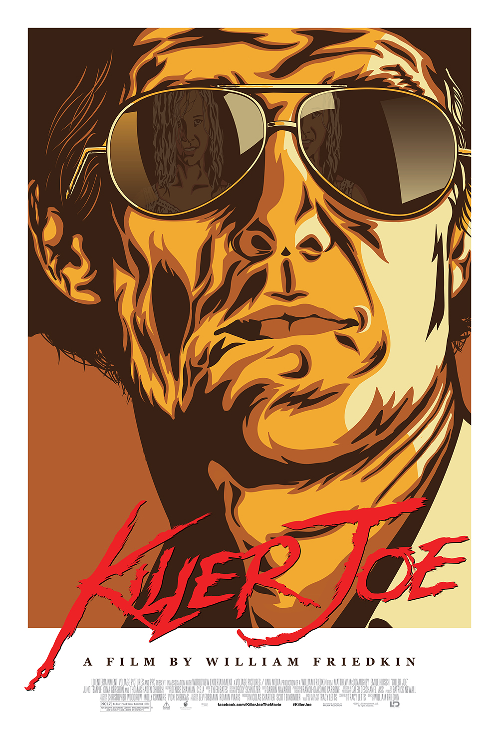 Killer Joe Alternative Movie Posters