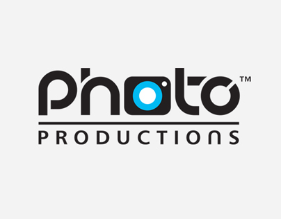 Photo Productions Logo Design & Branding