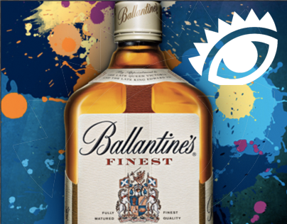 Ballantines - Beat Art Campaign