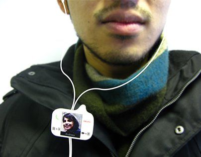 pop-up handsfree