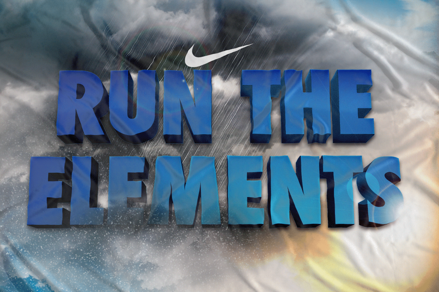 Run the elements