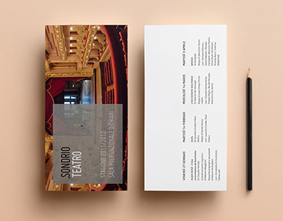 Sondrio Corporate Identity