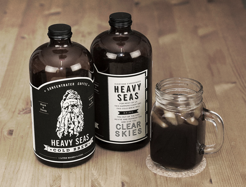 Heavy Seas Cold Brew