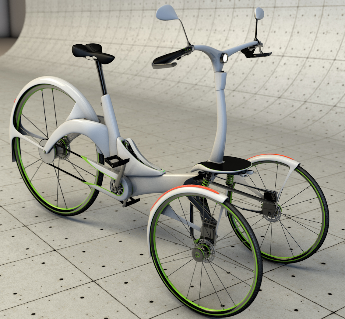 Kaylad 2.0 | electric tricycle