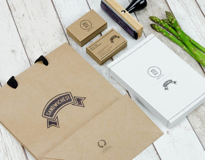 Sandwich Factory - Creative Direction / Branding