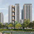 Brigade Cornerstone Utopia Tranquil Tower on Behance