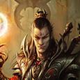 wei wang art gallery on Behance