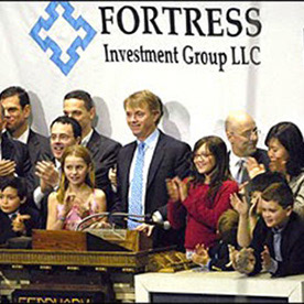 Randal Nardone has been an executive of Fortress Investment Group
