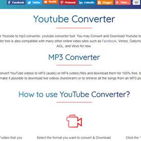 Youtube Converter on Behance