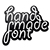HandMadeFont ...